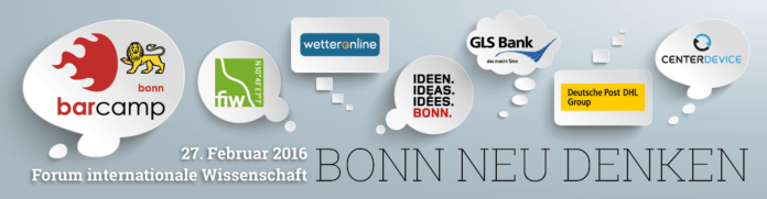 Header Barcamp Bonn 2016