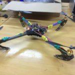 Drohne beim Dorkbot Bonn